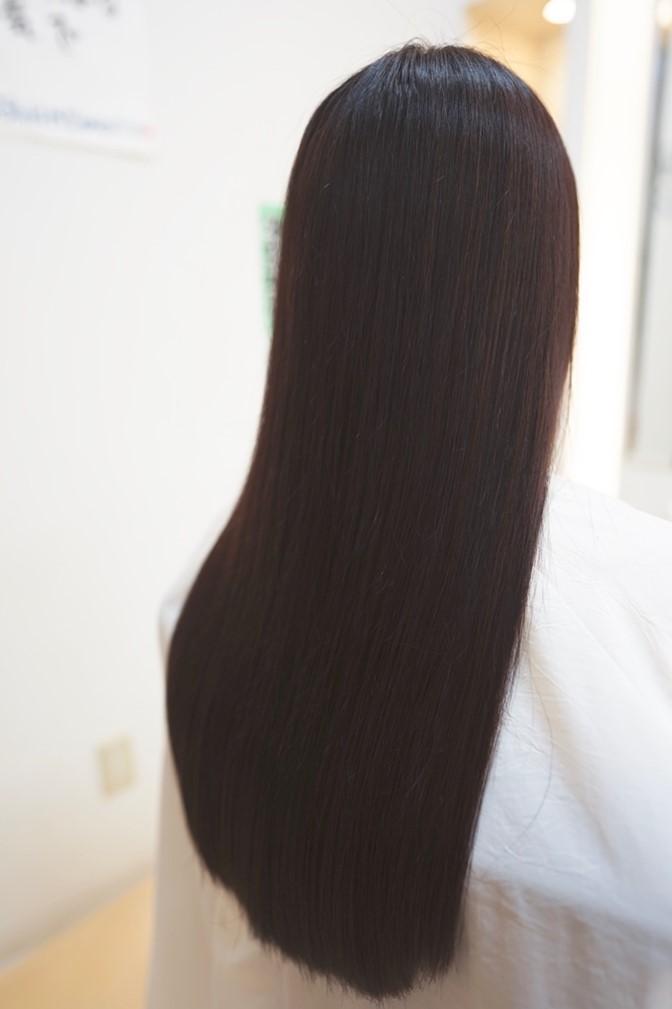 MISONO美容室の縮毛矯正の仕上がり例 その20
